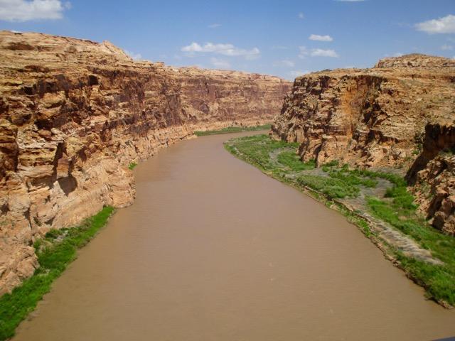 View of the Colorado River