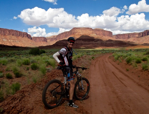 Almost to Moab!