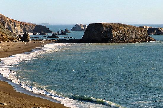 Goat Rock State Beach