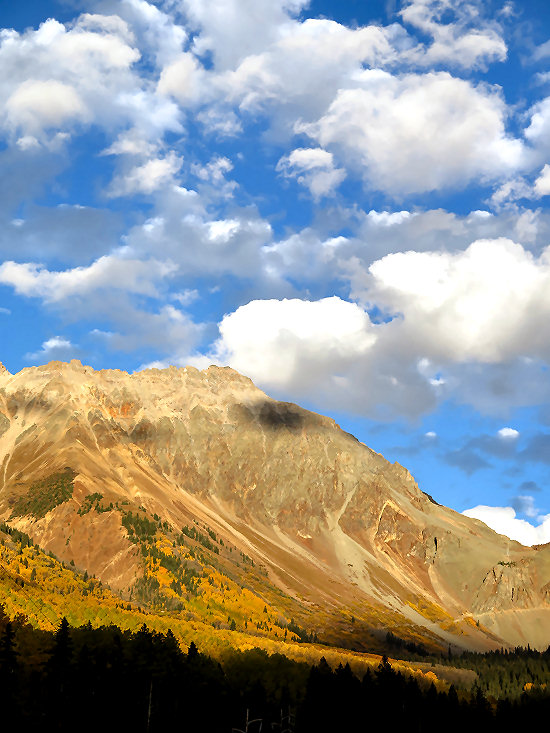 Telluride to Taos in autumn