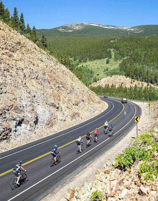 Mavic Route Rockies 2017