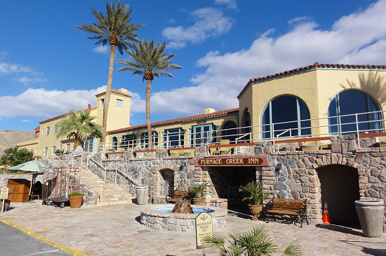 Furnace Creek Ranch - An oasis in the desert
