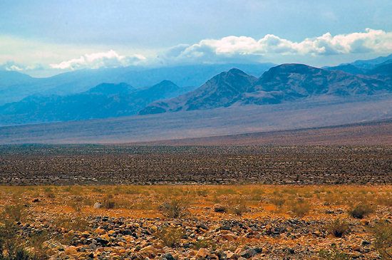 The immense beauty of Death Valley