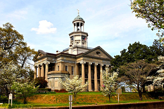 Old Warren County Courthouse, Vicksburg, MS