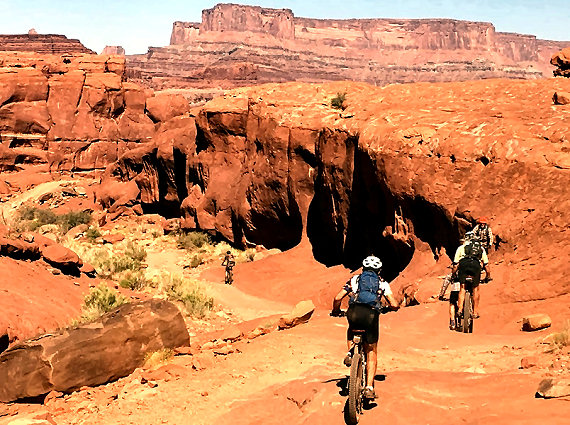 Getting closer to Moab