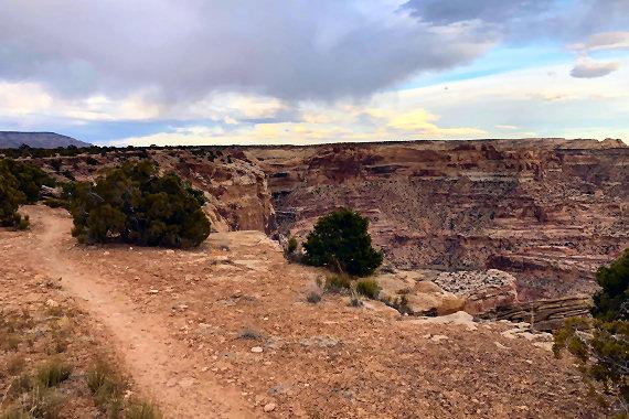 Little Grand Canyon Rim Trail
