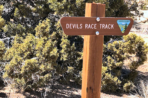 Devils Race Track