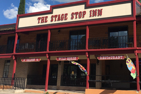 The Stage-Stop-Inn in Patagonia, AZ