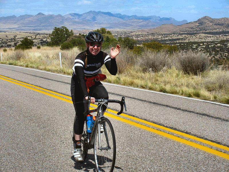Beautiful riding in Southern Arizona