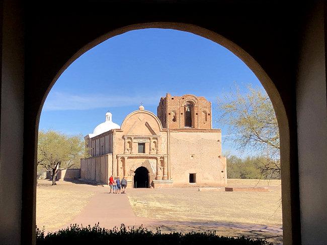 Tumacacori Historical Park